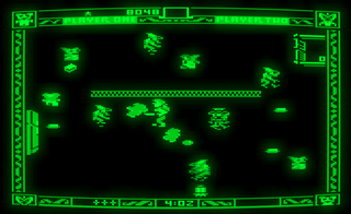 Atari XE Altirra Gremlins