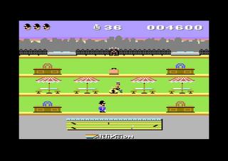 c64 WinVice Cloanto Keystone Kappers
