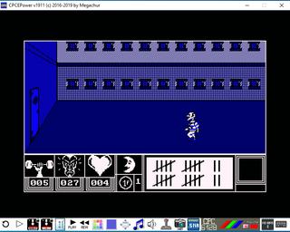 Amstrad GUI CPC Power