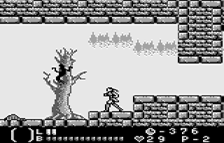 Nintendo Gameboy Pantheon Castlevania Legends