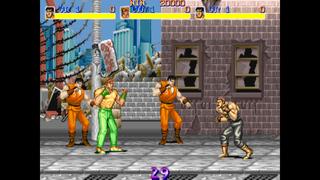 Arcade MAMEFFA Final Fight 30th Anniversary Edition