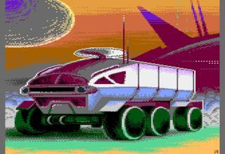 Atari XE/XL Altirra Far Away