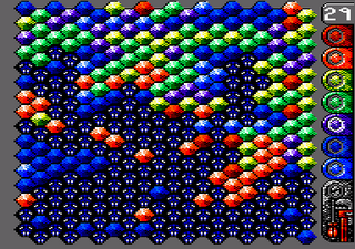 Amstrad CPC Arnoldemu Hexavirus 3