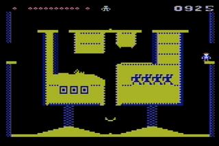 Atari XE/XL Altirra Pharaohs Curse