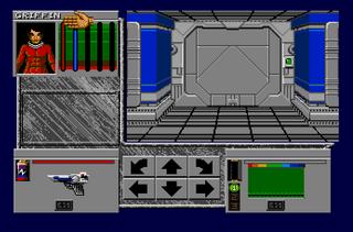 Atari ST Steem SSE Xenomorph