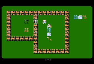 Atari XE Altirra Adam is me