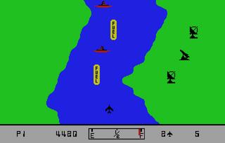 MSX Pantheon River Raid