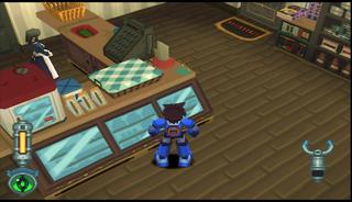Sony PSX Playstation Mega Man Legends