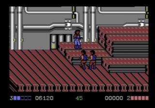 Commodore C64 Denise Double Dragon