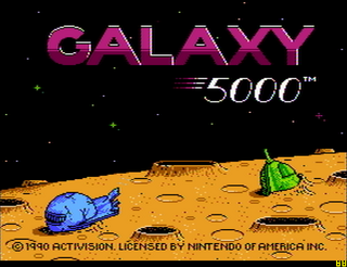 Nintendo 8 Nestopia Galaxy 5000