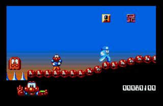 Atari ST STEEM SSE James Pond 2: Codename: RoboCod