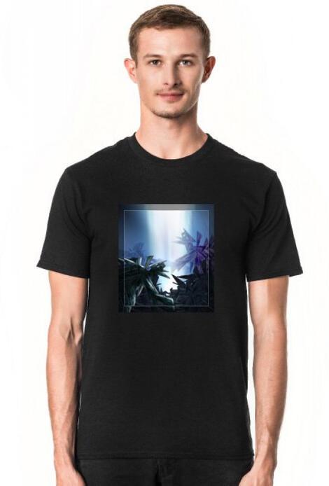Retro T-Shirt  - męski podkoszulek