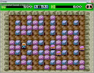 PCE:Ootake:Bomberman 93