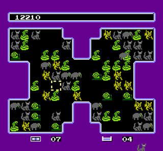 NES:Nintendulator:Famicon:Krazy Kreatures:AmericanVideoEntertainmentInc.:AmericanVideoEntertainmentInc.:1990: