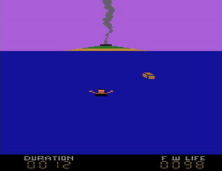 Atari:VCS:2600:Stella:Survival Island:Starpath Corporation:Starpath Corporation:1983: