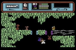 C64:Commodore:CBM:Vice:StarQuake:BubbleBusSoftware:BubbleBusSoftware:1984: