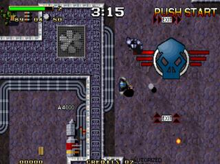 Arcade:Mame:Plus:Kaillera:Steel Force:Electronic Devices Italy:Ecogames S.L. Spain:1994: