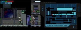 NDS:Nintendo:DS:Desmume:Aliens: Infestation:SEGA of America, Inc.:WayForward Technologies:Oct 11, 2011:
