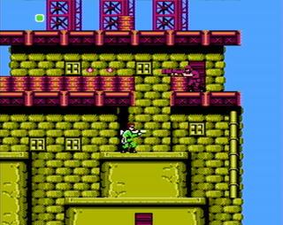 Nintendo 8:PuNes:Bionic Commando:Capcom:1988