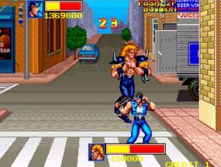Arcade:Mame:Plus!:Silent Dragon:Taito:1992