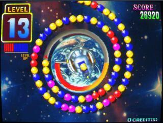 Arcade:Mame:Plus:0.154:Puzz Loop:Kaneko:Mitchell Corporation:1998: