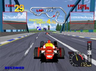 Arcade:Mame:Plus:0.154:Ace Driver: Racing Evolution:Namco:1994: