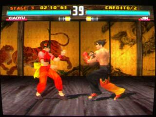 Arcade:Mame:Plus:0.154:Tekken III:Namco:1997