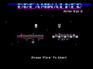 ZX Spectrum:Retro:Dreamwalker (Alter Ego 2):Denis Grachev:2014