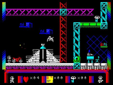 ZX Spectrum:Retro:First World Problems:ZX Studio:2014