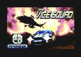 Commodore:Retro:C64:Vice Squad:Psytronik:2013