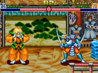 Arcade:Mame:Plus:0.159:Shogun Warriors:Kaneko:1992