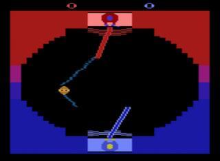 ATARI:VCS:2600:Stella:Star Wars - Jedi Arena:1983:Parker Bros