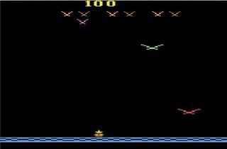 ATARI:VCS:2600:Stella:Vulture Attack:K-Tel Vision:1982