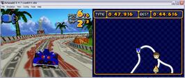 NDS:Desmuse:SEGA ALL STARS RACING