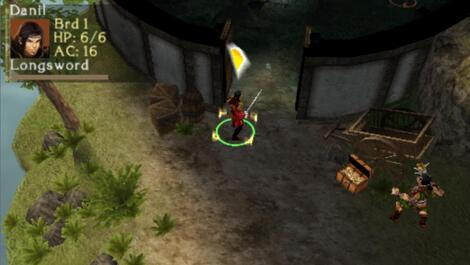 PSP:JPCSP:Dungeons And Dragons Tatics