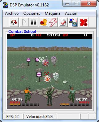 Arcade:DSP:Combat School