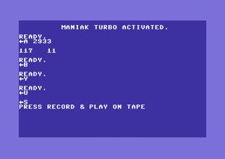 Bajtek Reduks:Bajtek 3-4/86:TurboManiac