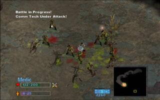 PSX2:PCSX2:Aliens versus Predator - Excintion