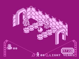 Alien 8 for Atari XE/XL