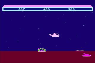 Altirra - Atari - Chopflifter 1982