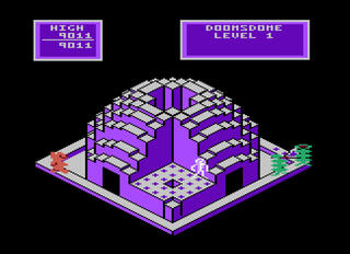 Altirra - Atari - Crystal Castles
