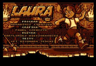 Altirra - Atari - Laura