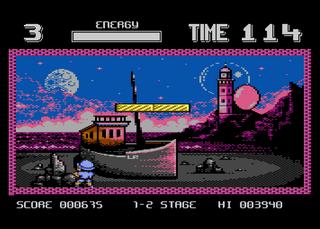 Altirra - Atari - Pang