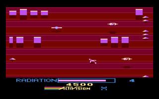 Altirra - Atari - Pastfinder