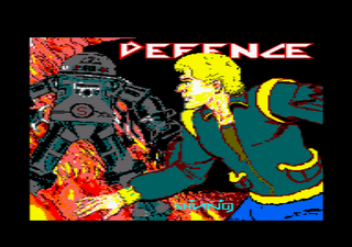 Amstrad CPC Defence - Tower Defence for CPC
