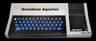 Aquarius GameBase Splash 2013