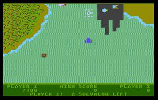 Atari 5200 - Kat5200 - Xevious