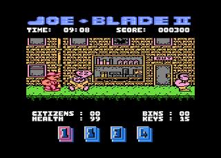 Atari Alttirra Joe Blade 2
