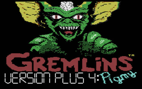 C264 Plus4 Yape Gremlins The Adventure