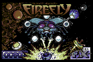 C64 Commodore - Hox64 - Firefly